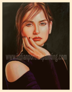 Best personalised gift - A PORTRAIT PAINTING