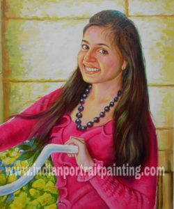 Oil canvas painter in mumbai