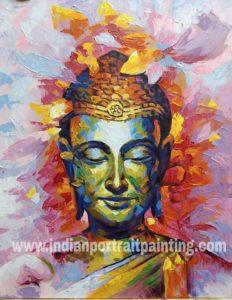 Original Buddha paintings